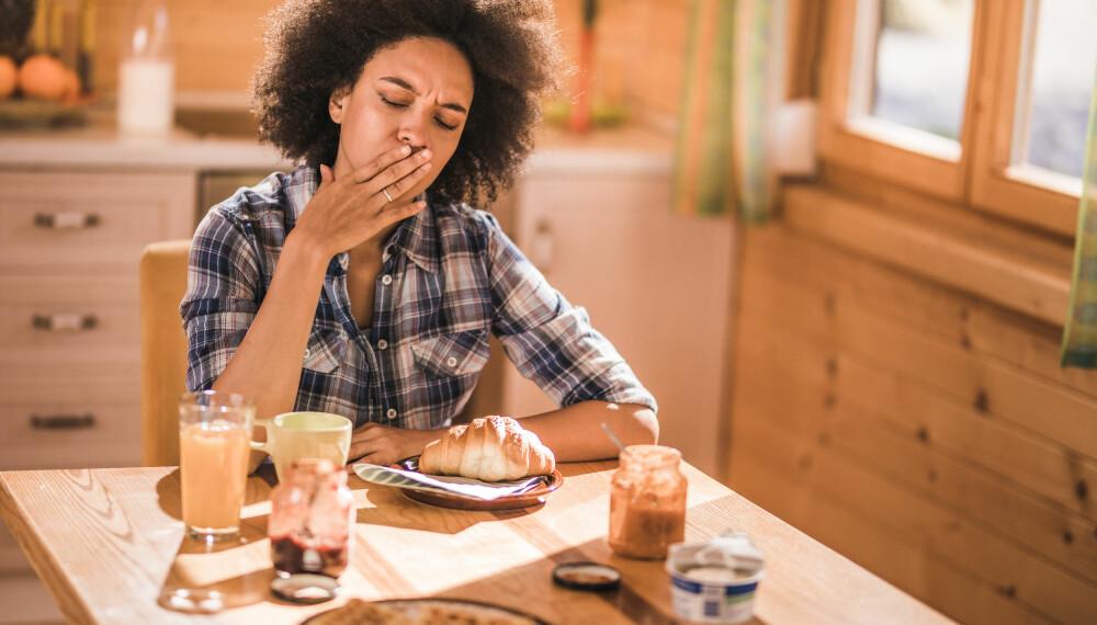 OMGANGSSYKE MAT: Det er vanskelig å vite hva man skal spise og drikke når alt uansett ser ut til å komme i retur.