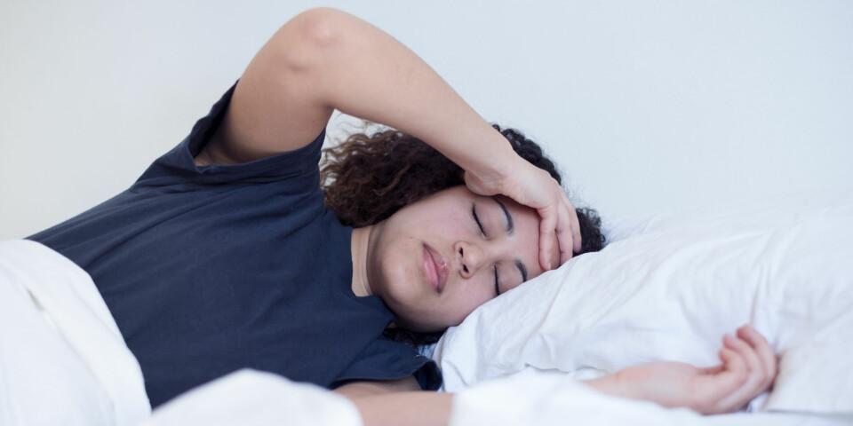 SEPSIS OG BLODFORGIFTNING: Symptomer på blodforgiftning kan være både feber og frostanfall . FOTO: Getty Images