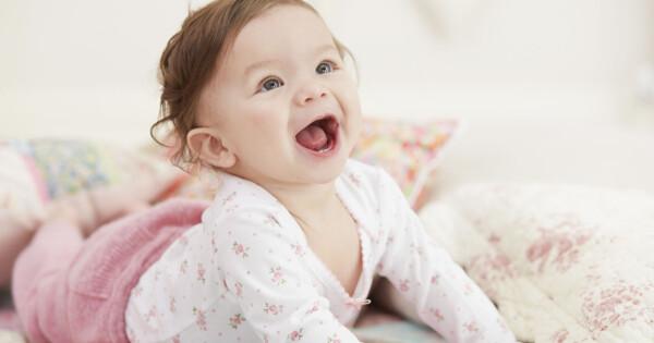 Baby 8 måneder - Babyens utvikling