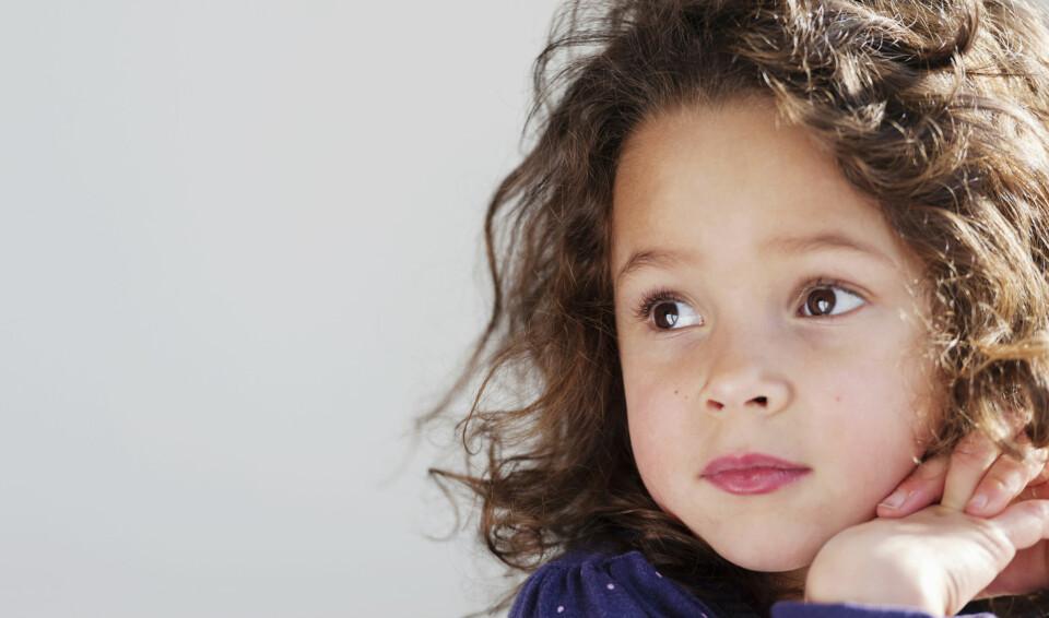 SEKSUELLE OVERGREP MOT BARN: Å lære om grenser for egen kropp kan gjerne introduseres allerede fra 2-3 års alder.og når barna blir eldre, kan de gradvis få mer informasjon, både om hva som er lov og ikke, og om seksualitet og kropp. Foto: Getty Images.