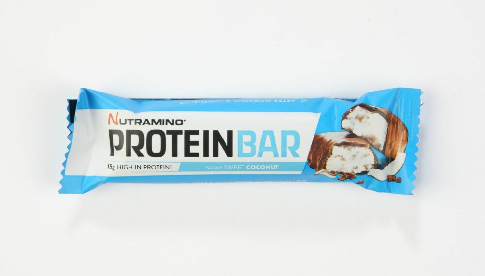 Oslo/studio 20180103; Shape-Up Klikk.no  Proteiner Proteinbar Proteinbarer Kosttilskudd