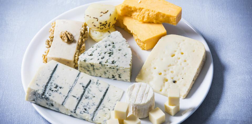 OST I GRAVIDITETEN: - Det generelle rådet til gravide er å unngå meieriprodukter av upasteurisert melk, men unntaket er harde oster som Parmigiano Reggiano og Grana Padano, sier seniorrådgiver i Mattilsynet Margrethe Hovda Røed.
