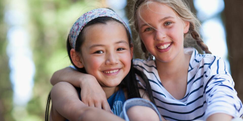 11-ÅRINGEN: Overgangen fra barn til ungdom kan oppleves tøff fordi barnet møter større krav og forventninger, samtidig som det prøver å finne seg selv. Foto: Gettyimages.com.