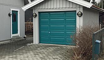 TENK ARKITEKTUR: Rådet fra fagfolk er at en garasje rent arkitektonisk bør stå til boligen. Det skaper blant annet en god helhet. (FOTO: Alexander Berg jr.)