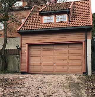 SØKNADSPLIKTIG: Garasjer med en mønehøyde på over fire meter vil være søknadspliktige, selv om den ellers tilfredsstiller kravene som unntar den fra søknadsplikt. (FOTO: Alexander Berg jr.)