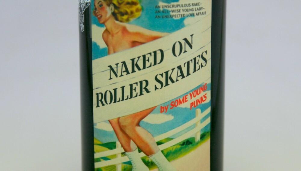 GODT KJØP: Naked on Roller Skates 2016. Foto: Arnie Stalheim