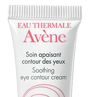 Aldri mer poser! Christels nødhjelp til puffy øyne. Avene Soothing eye contour cream, kr 139.