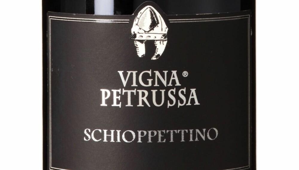 GODT KJØP: Petrussa Schioppettino 2016