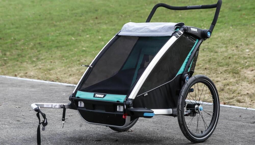Thule Chariot Lite 2: En ekte sportsvogn.