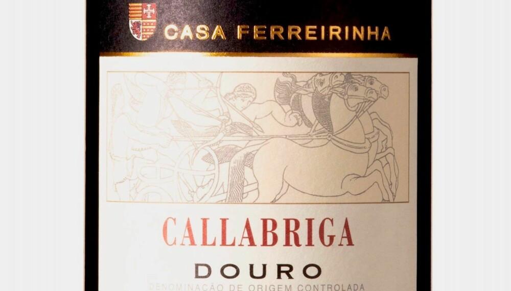 GODT KJØP: Casa Ferreirinha Callabriga 2015.