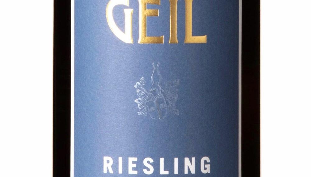GODT KJØP: Geil Bechtheimer S Riesling Trocken 2016.