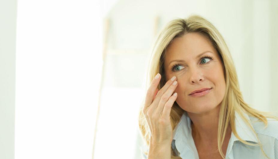 UTSLETT OG HUDLIDELSER: En frisk og sunn hud er viktig både for helsen og for å kunne fungere godt sammen med andre mennesker. Dette sier huden om helsen din.