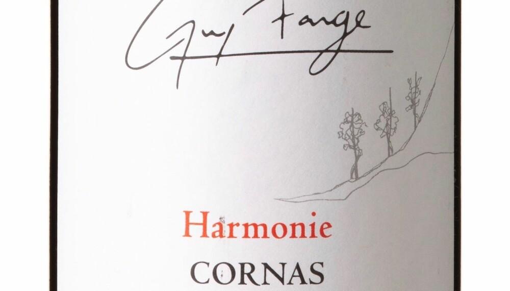 GODT KJØP: Guy Farge Harmonie Cornas 2016.