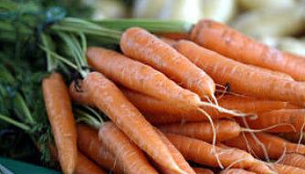 VITAMIN A: Gulrøtter er fulle av vitamin A, er fulle av smak og betakaroten.