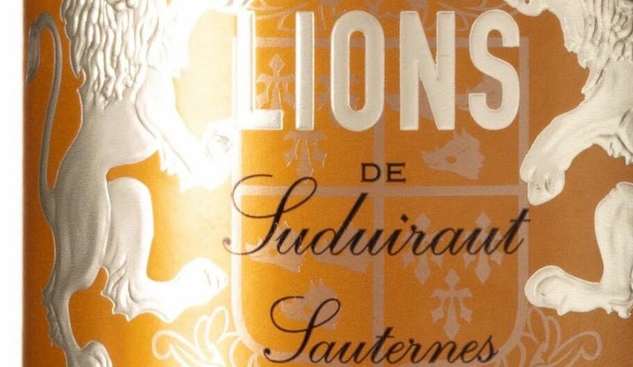 GODT KJØP: Lions de Suduiraut 2013.