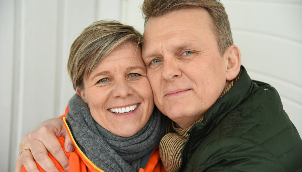 KJETIL BLE IMPOTENT ETTER PROSTATAKREFT: Kjetil og Kikki ønsker å spre kunnskap om prostatakreft og få frem viktigheten av at menn går til lege og sjekker seg, og for å dele at nærhet er så mye mer enn sex.