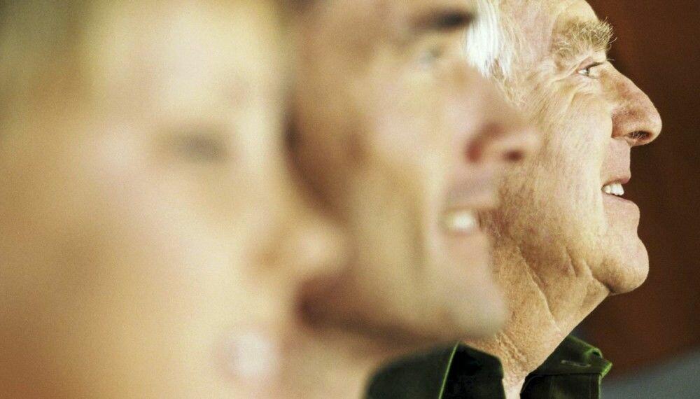 PROSTATAKREFT SYMPTOMER: Hovedgruppen som får prostatakreft er de over 60 år, og det er sjelden å få prostatakreft før man fyller 50. Til tross for at symptomene kan være svake til å begynne med, blir de fleste tilfeller av oppdaget raskt.