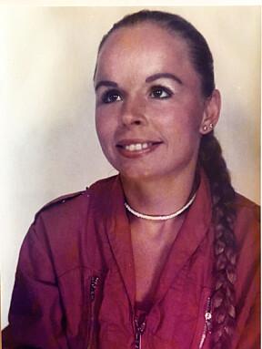 GLEDESSPREDER: Eirin Vibeke var tre år eldre enn Rita, Hun var en gledespreder. Alltid blid og positiv. En støtte og et forbilde for søsteren Rita. Hun hadde alltid langt hår som var flettet når hun var på jobb.