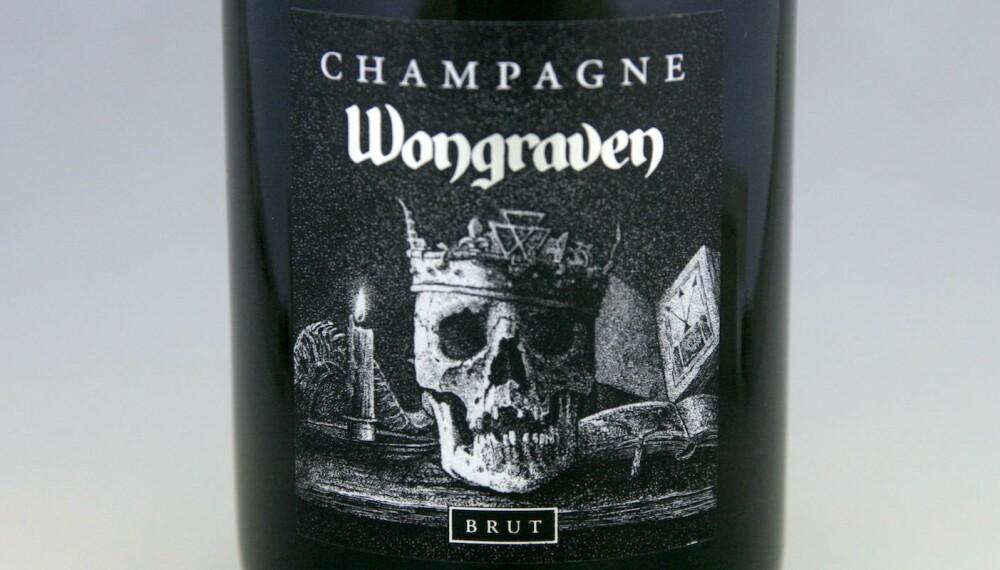 GODT KJØP: Wongraven Champagne Brut.