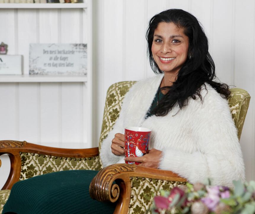 VIL HJELPE ANDRE: Anja Leela Hageler fikk en god oppvekst i Norge. Nå vil hun hjelpe barn på Sri Lanka til et bedre liv.