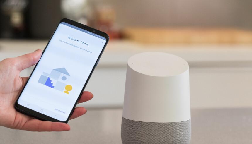 Google Home har mange bruksområder - å strømme musikk er selvsagt et av de.