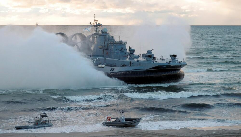 Poland NATO Kaliningrad