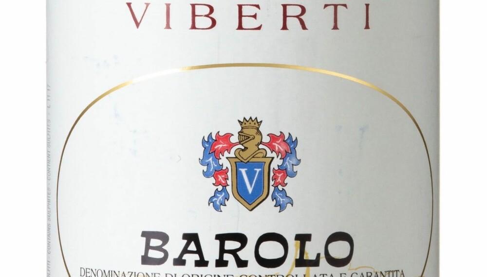 GODT KJØP: Giovanni Viberti Barolo Buon Padre 2013.
