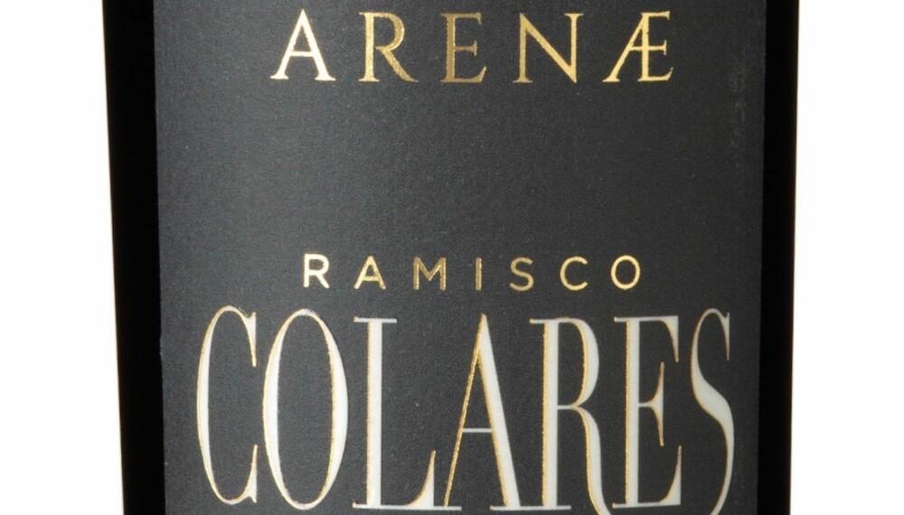 GODT KJØP: Arenae Colares Tinto 2009.