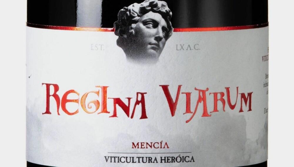 GODT KJØP: Regina Viarum Mencia 2017.