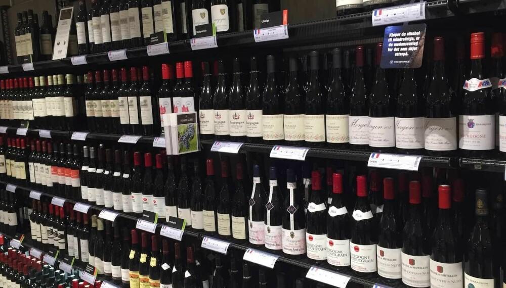 ATLANTISK: Hovedtemaet i januar er «atlantiske» viner, bl.a. fra Frankrike, Spania og Portugal.