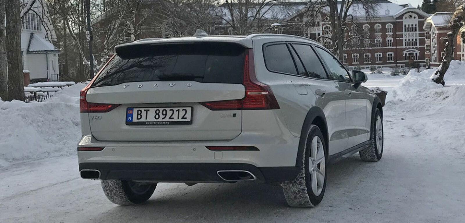 Volvo Stasjonsvogn Ny