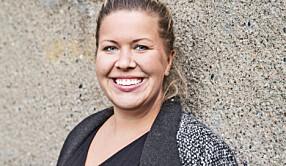 INTERIØRSTYLIST: Silje Aune Eriksen.