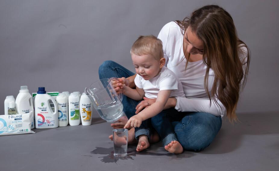 ALLERGIGLASS: Forestill deg at kroppen din er et glass. Glasset ditt kan være stort eller lite, og hver gang du utsetter deg for allergifremkallende stoffer faller enda en dråpe i glasset ditt. På et tidspunkt renner glasset over og det er da du står i faresonen for å utvikle allergi