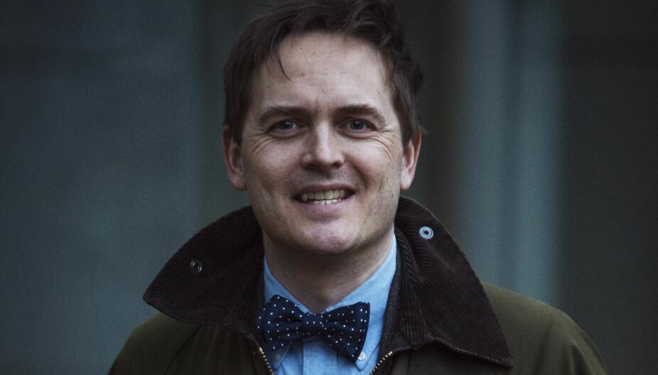 Sveinung Larsen, barnelege og journalist, avliver myten om C-vitamin.