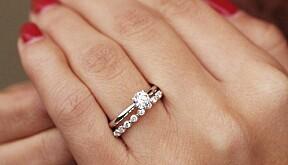 Akkurat som gifte- og forlovelsesringer er en allianseringer et symbol på evig kjærlighet