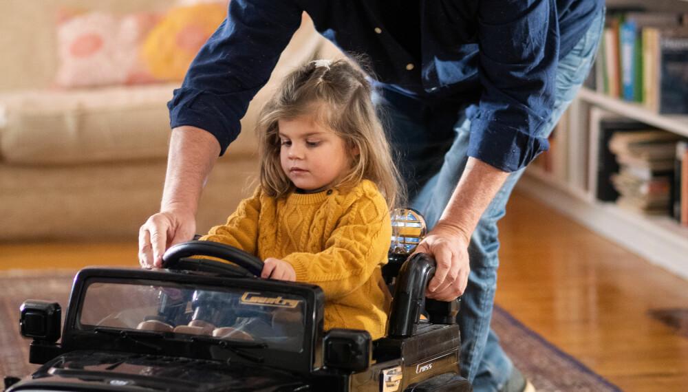 BRÅ OVERGANG: Sparing fra familien kan gjøre underverker når barna skal ha sertifikat, utdannelse eller kjøpe bolig.