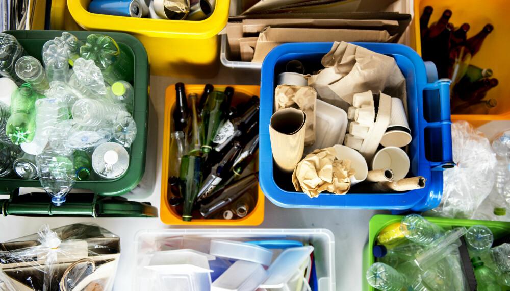 Hvis du kommer deg over (den muligens litt vanskelige) startfasen, er det slettes ikke vanskelig å resirkulere.