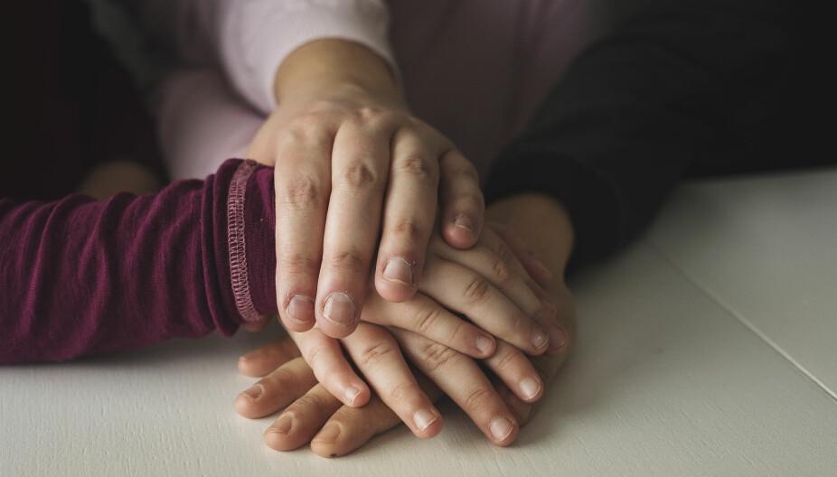 SKILSMISSE OG SAMLIVSBRUDD: – Det kan være vanskelig å føle at man har et hjem når man stadig er i skift mellom bosteder, sier psykolog Emma Johanessen.   Det var disse tankene Birk & Co hadde i bakhodet da de satt i gang prosjektet «skilsmisseleiligheter»,,