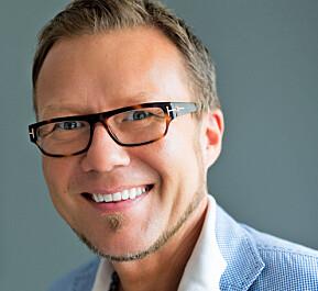 Interiørarkitekt Bernt Pedersen