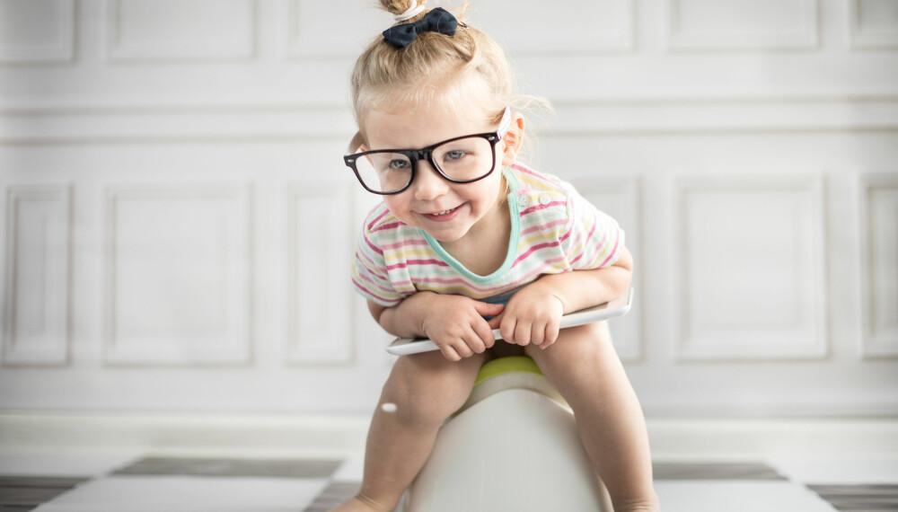 IKKE ALLTID LETT: Det er lett å bli oppgitt når den lille nekter å prøve, men blir du for ivrig eller irritert kan barnet reagere med å ikke ville prøve i det hele tatt.