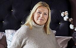 MER AREALEFFEKTIV LEILIGHET: Monika Loeber veldig fornøyd med resultatet.