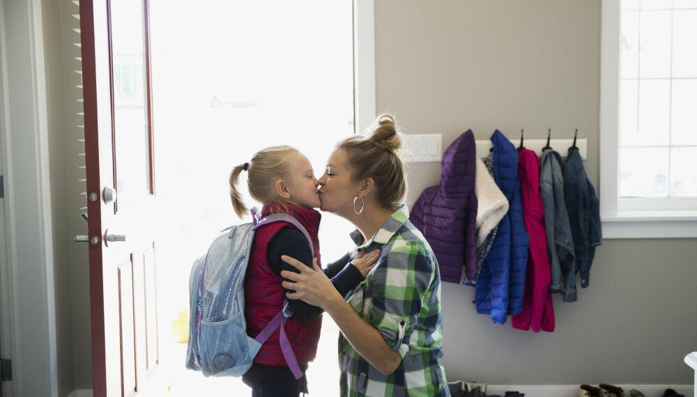 Hvilken følelse vil dere at alle skal ha når de forlater huset? Det blir ikke like idyllisk hver dag, men noen tips kan kanskje hjelpe dere godt på vei.