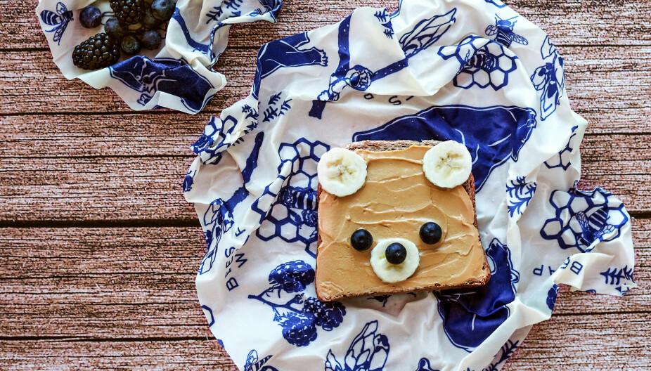 Denne kan også være gøy for barna å lage selv under lørdagsfrokosten.