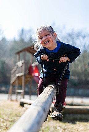 Tusen ting: Barnet ditt har gjort veldig mange ting i løpet av en dag, men å huske alt etterpå er ikke så enkelt.