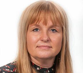 Camilla Lauritzen, professor ved Det Helsevitenskapelige Fakultetet, Universitetet i Tromsø