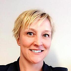 <b>- SØK HJELP:</b> Stine Morris Haslund er psykolog-spesialist hos familievernet.