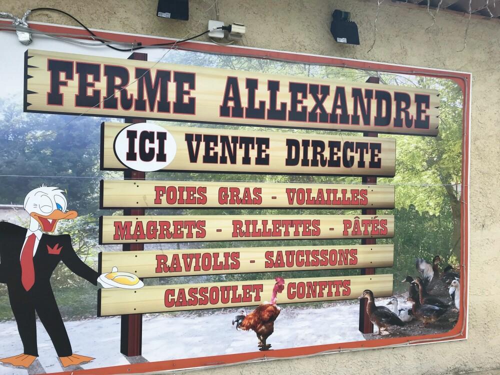 <b>DELIKATESSE:</b> Gåselever er en av de store delikatessene <br/>i Frankrike du kan kjøpe direkte fra bonden i Provence.