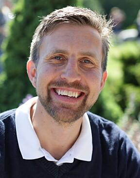 - Å komme deg ut på tur er noe av det enkleste du kan gjøre for kroppen din, sier fysioterapeut Andreas Lycke.