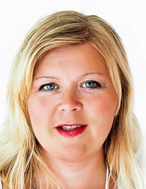 Parterapeut Monica Johnsen.