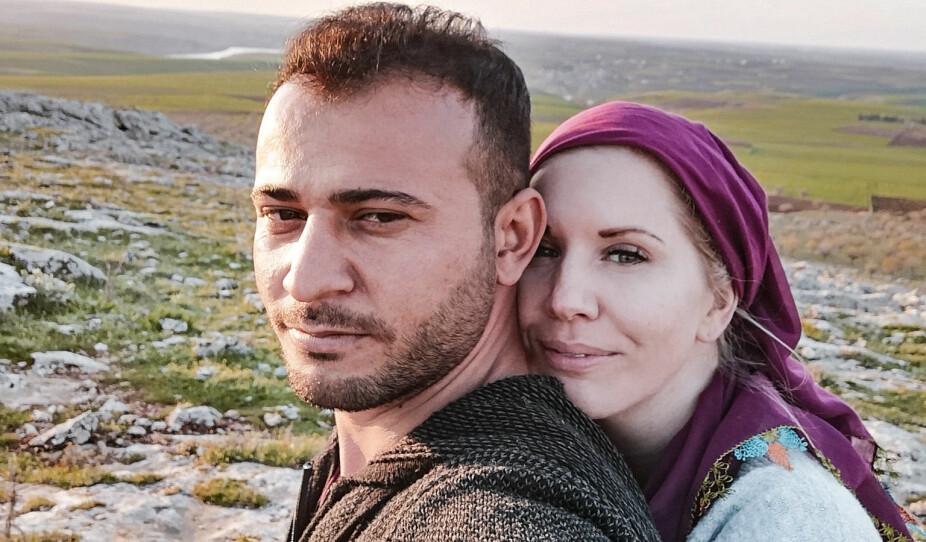 FANT KJÆRLIGHETEN: Mette traff drømmemannen på all-inclusive-ferie i Tyrkia. Nå skal de bli foreldre.